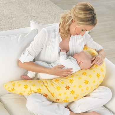 Cuscino allattamento una comodit per due mercatino for Mercatino dell usato verona